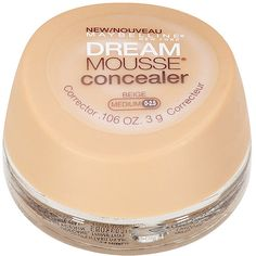 This was a great drugstore concealer but of course they discontinued it...