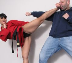 Female Action Poses, Kempo Karate, Action Pose Reference, Saloon Girls, Art Of Fighting, Karate Girl, Martial Arts Women, Pumped Up Kicks, Dynamic Poses