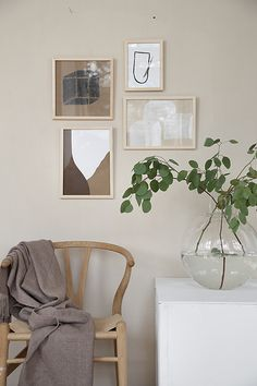 DIY Art with Panduro. More images can be found here: Trendenser.se