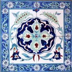 Hand painted tiles-by Monica tiles. Painted Tiles, Hand Painted, Rugs, Home Decor, Farmhouse Rugs, Decoration Home, Room Decor, Home Interior Design, Rug