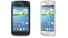 El Samsung Galaxy Core es un celular de media gama que cuenta con Smart Stay, Smart Alert, S Voice y Motion UI, funcionalidades que se encuentran en el Samsung Galaxy S4. Sin embargo, el Galaxy Core tiene una pantalla de 4.3 pulgadas con una resolución de 800 x 480, un procesador dual-core de 1.2GHz, 1GB de RAM, Android 4.1 Jelly Bean y una batería de 1800mAh. http://gabatek.com/2013/05/07/tecnologia/samsung-galaxy-core-nuevo-celular-pantalla-4-3-pulgadas-dual-sim-card/