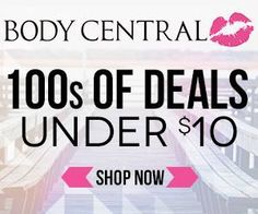 Body Central has just launched on SHOP.com and to celebrate, they are throwing a block party! From now until May 27th Shop 100s of styles under $10! http://ow.ly/lkx4A