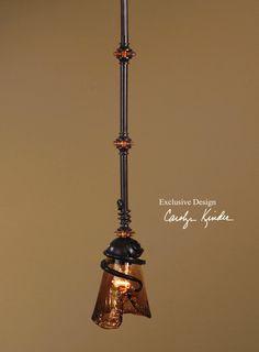 tuscan oil rubbed bronze handmade glass kitchen vitalia pendant light fixture in home u0026 garden