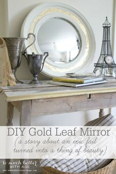 DIY-gold-leaf-mirror