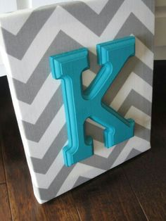 Letters&canvas