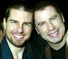 Revelan supuesto romance entre Tom Cruise y John Travolta John Travolta, Tom Cruise, Memes Celebridades, Kiss Kiss Bang Bang, Church Of Scientology, Celebrity Memes, Romance, Silly Memes, Lol So True
