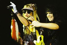 On the Road With Motley Crue: All In the Name of Rock & Roll
