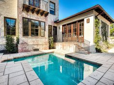 Rosemary Beach Real Estate - Rosemary Beach Panama City Beach Homes For Sale | Zillow Dipping Pool, Rosemary Beach, Panama City Beach, Beach House, Real Estate, Mansions, House Styles, Outdoor Decor, Home