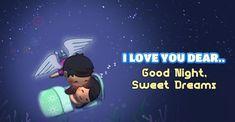 Goodnight My Love - Solo Imagenes Happy Good Night, Lovely Good Night, Good Night Love Quotes, Good Night Messages, Cute Messages, Good Night Blessings, Good Night Wishes, Goodnight Cute, I Love You Dear