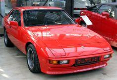 Porsche 924.