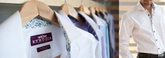 ETRUSCA: Shirts Made in Italy  Menswear