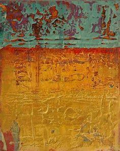 Debra Corbett....love the textural colors