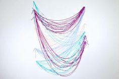 DIY Wedding Crafts : DIY: Straw Backdrop