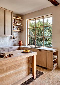 Studio Kitchen, New Kitchen, Kitchen With Window, Kitchen Garden Window, Awesome Kitchen, Kitchen Interior, Kitchen Decor, Kitchen Ideas, Kitchen Trends