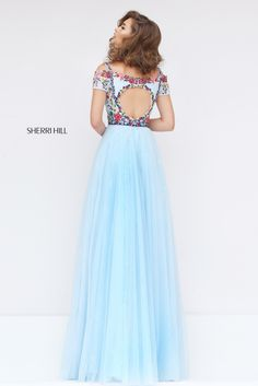 Sherri Hill 50151                                                                                                                                                                                 Más