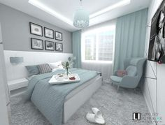Future TO DO: Cove Lighting Night Stands Table Lamps King Bed Wall to wall Window treatment Carpet