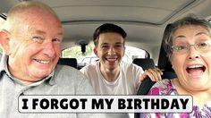 I FORGOT MY BIRTHDAY