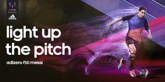 The New Speed of Light - adidas - iris Worldwide : AdForum.com