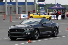 2015 Ford Mustang EcoBoost: First Ride Photo Gallery - Autoblog