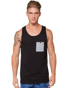 Kit Contrast Pocket Singlet