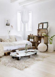 stue diy sofa speil interiør dekor