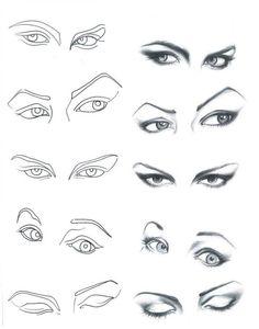Diferentes olhares.