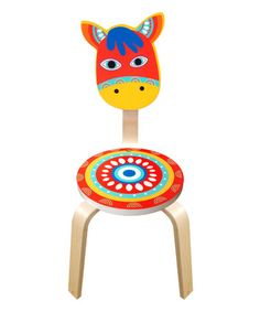 Another great find on #zulily! Horse Chair #zulilyfinds