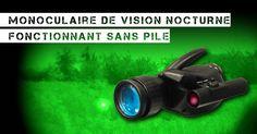 Le monoculaire de vision nocturne Stargate M. 2×35 a la particularité de fonctionner sans pile ! http://www.survival-gear.fr/eclairage-et-optique/monoculaire-vision-nocturne-sans-pile.html