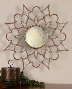 "Petaluma Mirror 38"" - Mirrors - Seasons Gifts and Home"