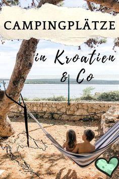 Da wir eher auf Natur-Campingplätze ohne großes Gedöns stehen, findet ihr hier keinen All-Inklusive Campingplatz mit riesiger Pool- und Rutschenanlage. Aber auch für Kids ist natürlich auf unseren Lieblings-Campingplätzen etwas geboten. Unser Motto lautet: Hauptsache am Meer, ruhige und schöne Stellplätze und ein bisschen Action für unsere Kids – mehr brauchen wir nicht! #campingplätze #roadtrip #kroatien #slowenien #montenegro Montenegro, Am Meer, Outdoor Furniture, Outdoor Decor, Wonderful Places, Roadtrip, Motto, Bucket, Inspiration