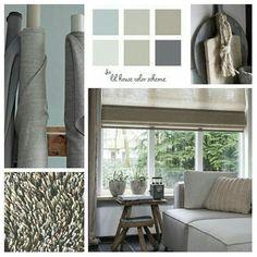 Inspiratie & advies Konijnendijk Woontrends #moodboard #interieur #kleur #inspiration #design