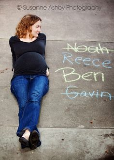 preg names in chalk.