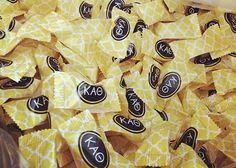 sweet on... Recruit Mints! :)