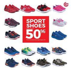 "Matahari Department Store on Instagram  ""Yay! Yay! Yay! Sepatu olahraga di Matahari  diskon hingga 50% 1101019157"