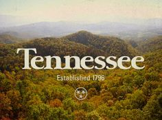 When I miss my Tennessee home... Because I'm outside my Southern comfort zone