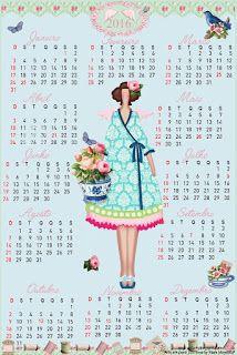 Calendarios Tilda