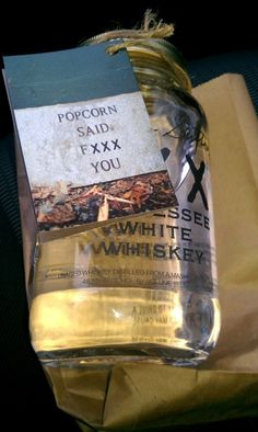 Popcorn Sutton Tennessee White Whiskey