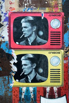 D7606 (dprezat) Tags: D7606 Davidbowie Bowie Paris Street Art Graf Tag  Pochoir Stencil Peinture Aerosol Bombe Painting Urban Nikond800 Nikon D800  ...