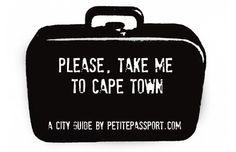 Please take me to Cape Town