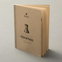 Sherlock Cocktail Menu