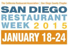 San Diego Restaurant Week is here! For one week only, from January 18th through 24th, over 180 of San Diego's best restaurants will be participating, spotlighting the city's delicious dining seen. It is not to be missed!  #SDRW #SanDiego -Molly