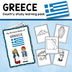 Greece Learning Pack