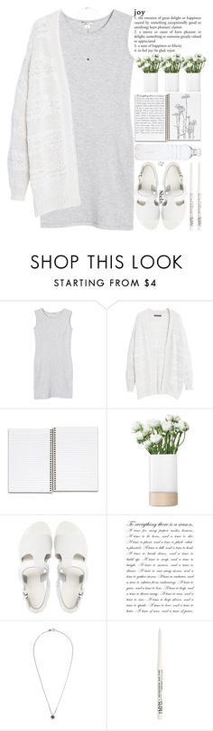 """""""FEMALES ARE STRONG AS HELL"""" by alienbabs ❤ liked on Polyvore featuring Monki, Violeta by Mango, LSA International, Sol Sana, NYX, women's clothing, women, female, woman and misses"""
