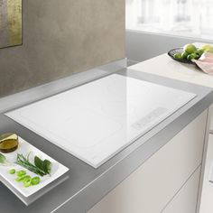 Image result for white induction hob
