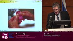Jose Morcuende, MD: Complex Clubfeet: Recognition & Managment - YouTube