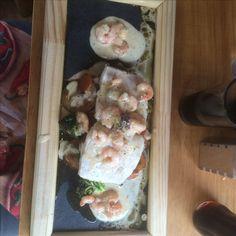 Congrio en Restaurant Kawin