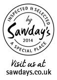 Yew Tree Barn is now a Sawdays member, inspected and selected as a special place to stay.