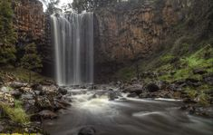 Awesome Videoshp: Trentham Falls ,Near Daylesford, Victoria, Austral...
