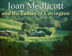 Joan Medlicott and The Ladies of Covington