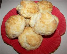 Mom's Homemade Biscuits Recipe